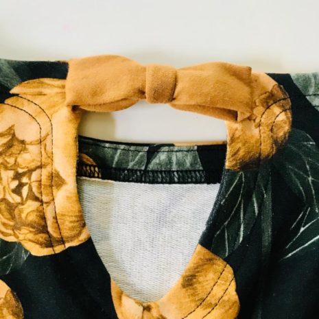 naisten okra pioni trikootunika