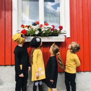 YellowQuu - lastenvaatteet