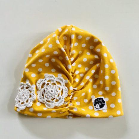 Kukkapipo keltainen