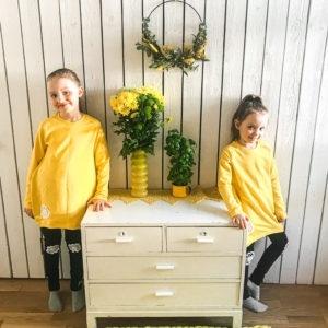 Lasten tunikat ja leggingsit