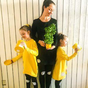 YellowQuu -lasten ja naisten vaatteet