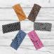 Leveä pallollinen solmupanta trikoosta