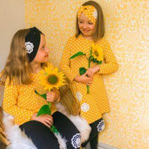 YellowQuu solmupanta trikoosta