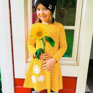 YellowQuu lasten trikootunika