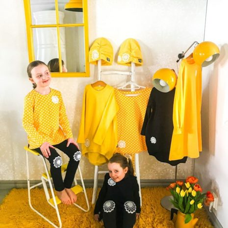 Yellowquu kotimaiset lastenvaatteet