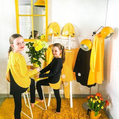 Yellowquu kotimainen trikoopaita lapsille