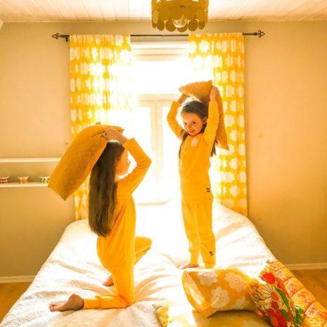Kotimainen lasten pyjama