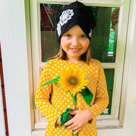 YellowQuu lasten trikoopipo